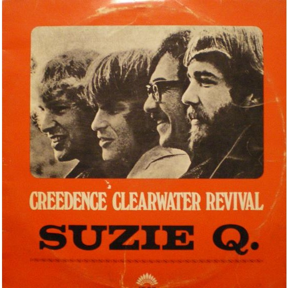 Susie-Q (Creedence Clearwater Revival): For guitar with tab by Dale Hawkins